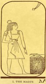 Значение карты Маг в колоде Таро Манара по книге Эротическое таро