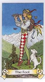 Значение карты Шут в колоде Таро Манара по книге Эротическое таро